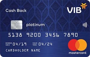 VIB Cash Back